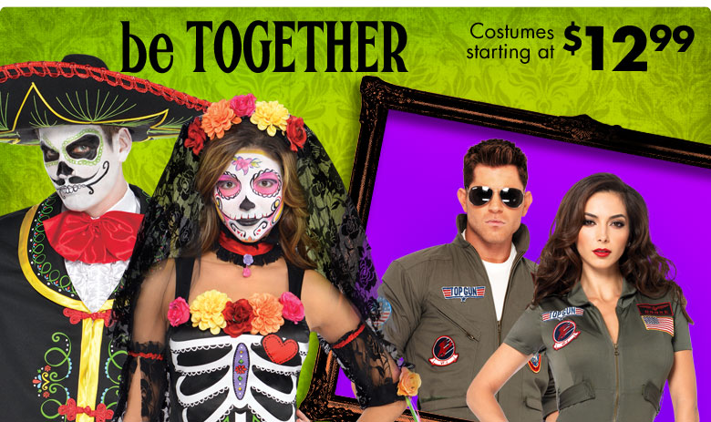Group, Couple Costumes – The Halloween Costume Warehouse – Austin